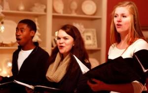 Chorale Caroling