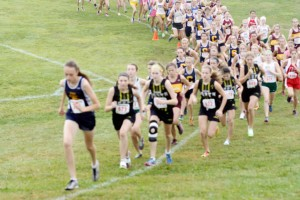 Girls cross country slideshow