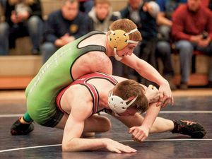 Andrew Lock achieves 150th wrestling win