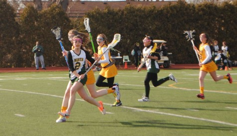 JV Girls Lacrosse vs. Adams