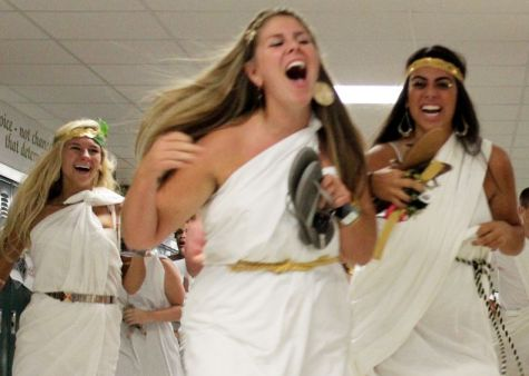 All the spirit week festivities in one slideshow