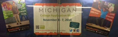 Michigan College Application Week promotes higher education