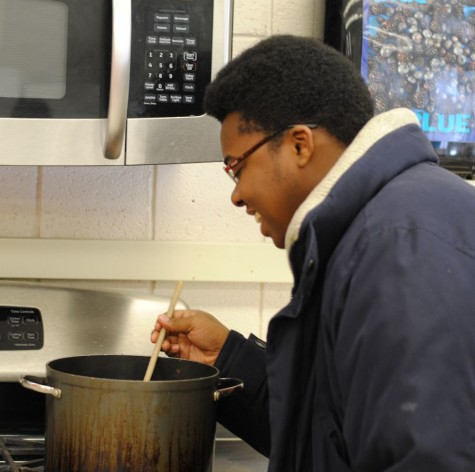 Foods class hosts chili cookoff
