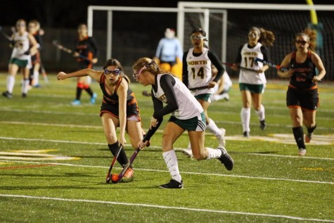 Field hockey ends regular season