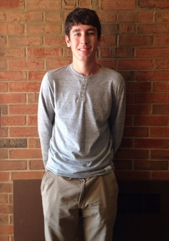 Faces in the Crowd: Senior Jacob Rees