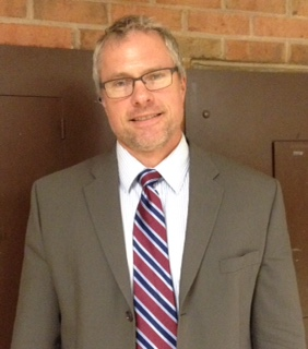 Five minutes with Assistant Principal David Reed-Nordwall