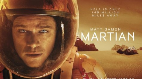 Out-of-this-world plot highlights positives of The Martian