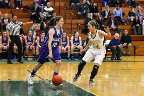 Lady Norsemen defeat cross-town rival
