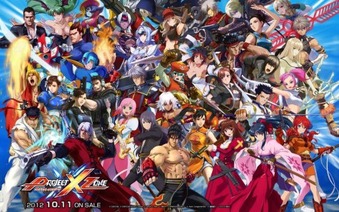 The Game Stop: Project X Zone