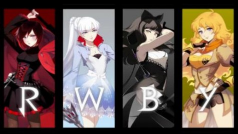 RWBY web series provides unique plotline