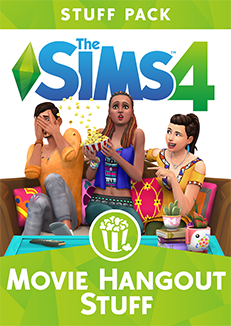 Sims 4: Movie Hangout Stuff pack delivers boho style, but lacks movies