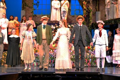 Throwback Tuesday: The Secret Garden blossoms on stage