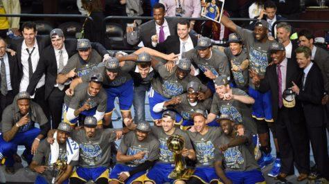 Golden State Warriors complete historic season