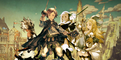 The Game Stop: Bravely Second