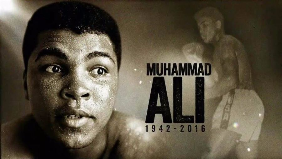 Boxer Muhammad Ali died this past weekend.