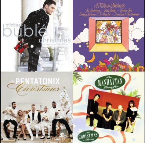 2016 Christmas mix: a collection of new and old music to get you in the holiday spirit