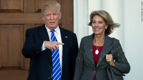 Betsy DeVos and the future of public education