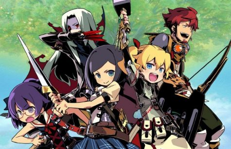 The Game Stop: Etrian Odyssey IV: Legends of the Titan