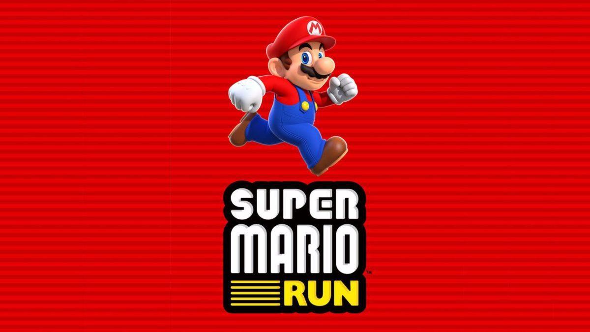 Super Mario Run shows potential
