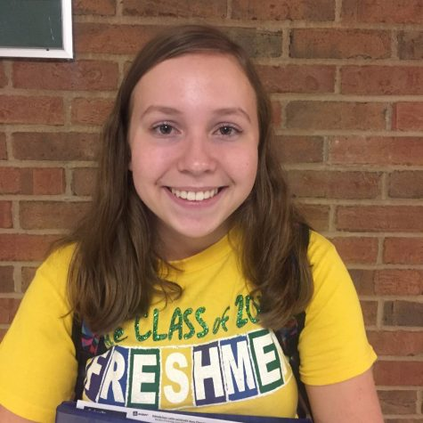 Faces in the crowd: Freshman Abi Murray