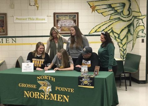Senior Abby Kanakry commits to Northern Kentucky University