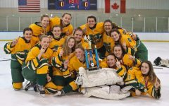 Girls hockey defeats South, claiming Liggett tournament title