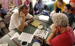 Board game day hosted to combat isolation