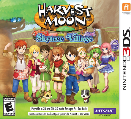 The Game Stop: Harvest Moon Skytree Village