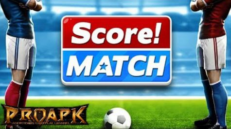 Score! Match. provides quick-paced challenge