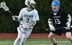 """(Lacrosse at University of Michigan Dearborn) """"My favorite memory from North was from my sophomore year when the team won the state quarterfinals and made it back...to crash the senior graduation ceremony."""""""