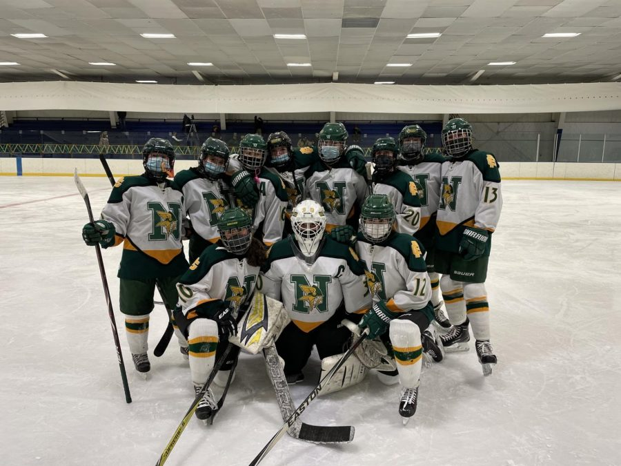 """Girl's hockey coach Emma Yee said one of the biggest reasons the girls were so upset after the quarantine was because they had gone to great lengths to be careful about COVID-19. """"They have followed every protocol and have been very safe so it feels very unfair that it is happening because of another team and not because of any actions on our part,"""" Yee said."""
