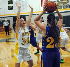 Girls JV basketball slideshow