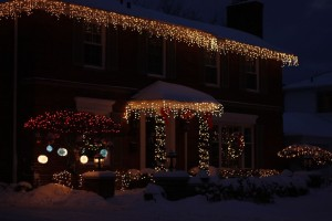 Allor family tradition ignites Christmas spirit