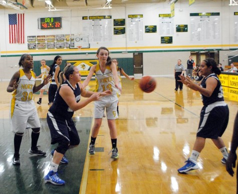 Girls varsity basketball slideshow
