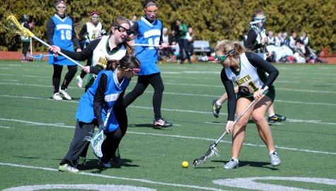 JV Girls Lacrosse vs. Regina