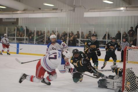 Boys Hockey vs. Liggett