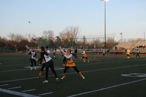 Varsity Girls Lacrosse vs. Adams