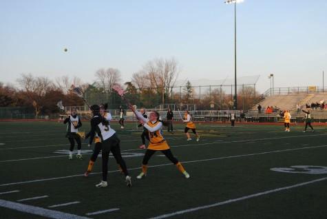 Varsity Girls Lacrosse vs. Adams