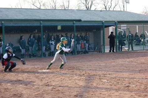 Varsity Softball against Chippewa