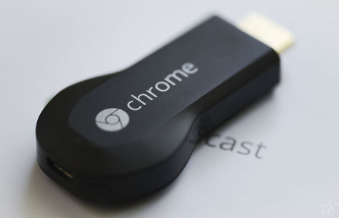 Google's Chromecast makes the transition from smart phones to smart televisions