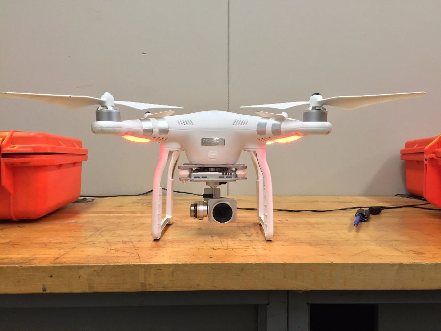 A guide to the high-tech drone camera