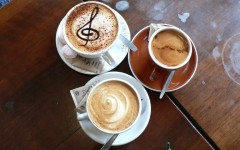 Sarah's Sounds: a unique playlist matching the Acoustic Latte Lounge