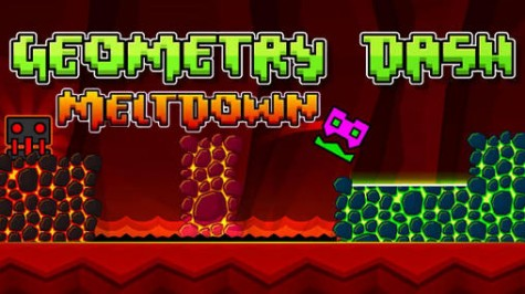 Geometry Dash Meltdown is comprable to original