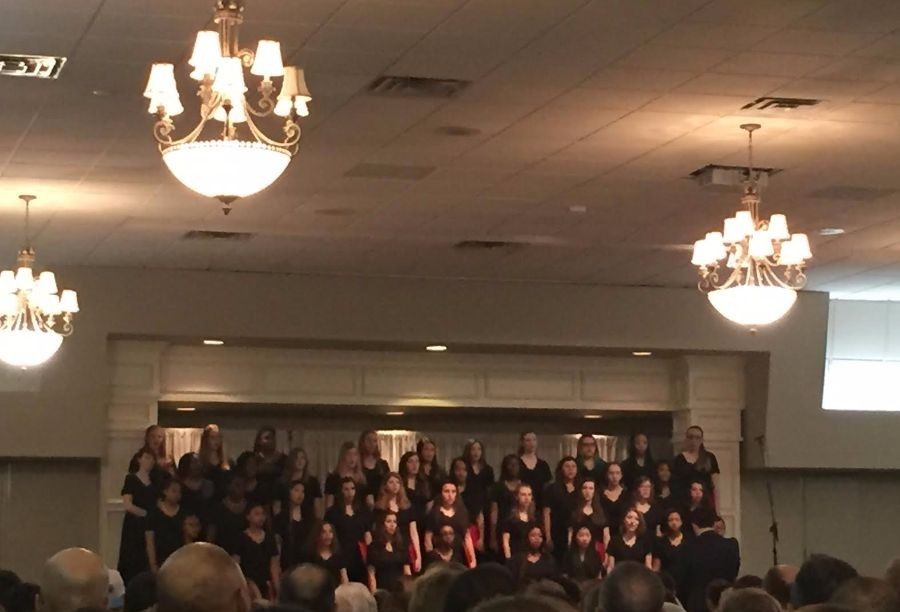 Choirs stage Great Works
