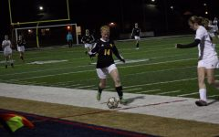 Girls varsity soccer beats South High School