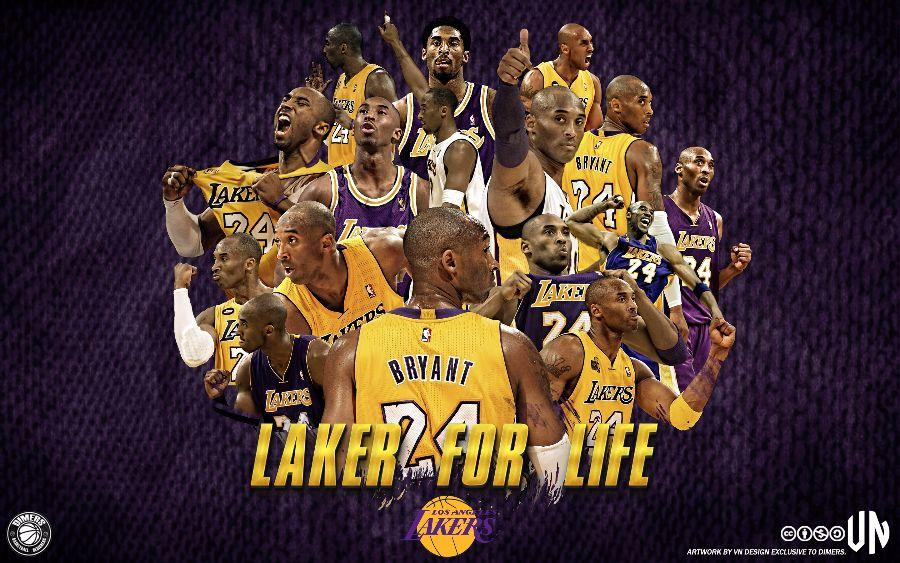 Kobe Bryant's Career: 5× NBA champion, 2× NBA Finals MVP, NBA Most Valuable Player, 18× NBA All-Star, 4× NBA All-Star Game MVP, 11× All-NBA First Team,  2× All-NBA Second Team, 2× All-NBA Third Team, 9× NBA All-Defensive First Team,  3× NBA All-Defensive Second Team,  2× NBA scoring champion, NBA Slam Dunk Contest champion,  NBA All-Rookie Second Team and Los Angeles Lakers all-time leading scorer