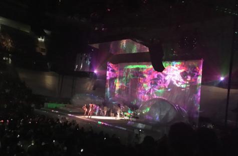 Rihanna stages fresh, memorable concert
