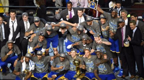 Golden State Warriors complete historic season