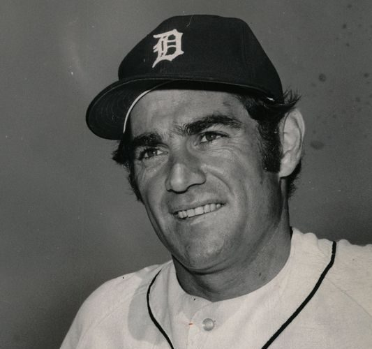Dick McAuliffe played from 1960-1973 for the Detroit Tigers and retired in 1973 as a member of the Boston Red Sox. Named to the all-star team three times while winning a championship in 1968.
