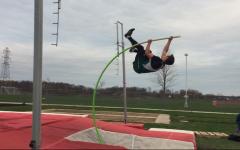More on junior Daniel Leone's pole vaulting talent